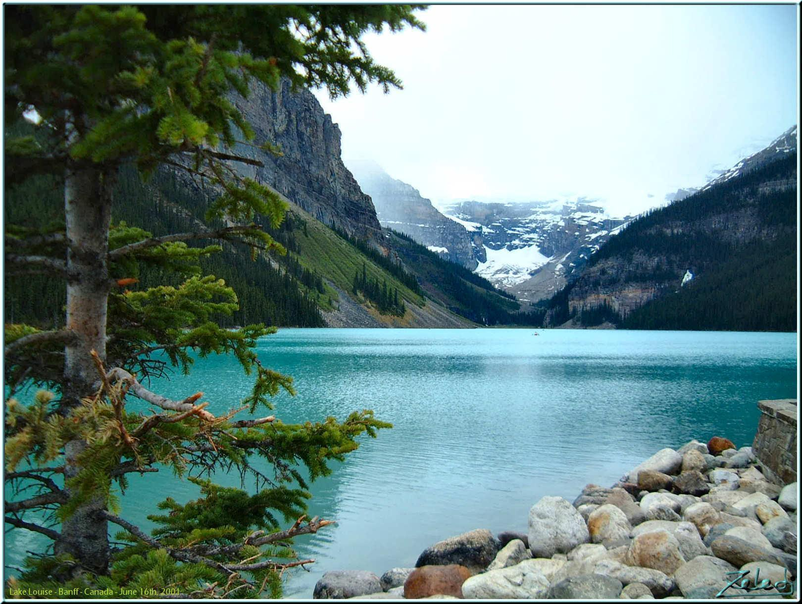 Lake Louise Canada - HD Travel photos and wallpapers