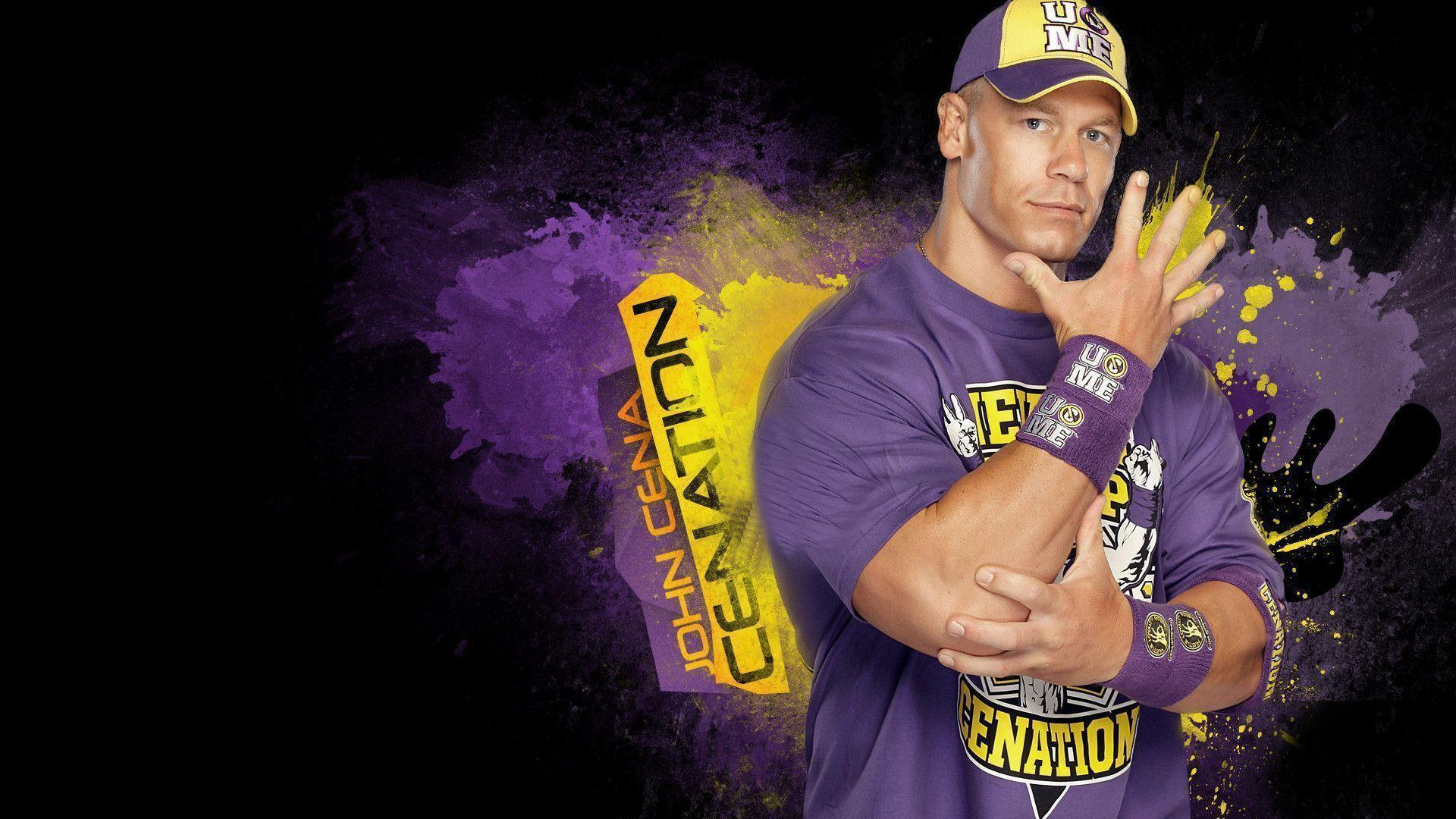 John Cena Purple Wallpaper Desktop #4174 Wallpaper | Wallpaper ...