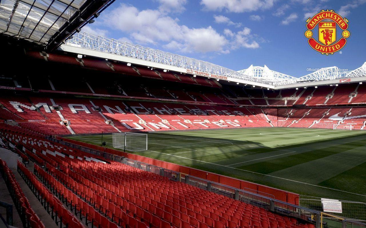 Old Trafford Stadium Manchester Wallpapers Football Hd Wallpapers