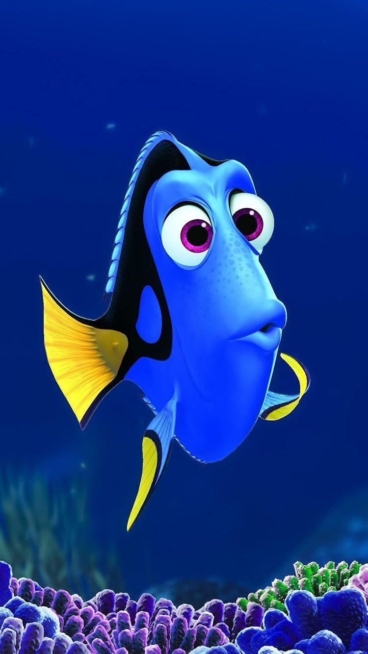 Finding Dory 2016 Wallpapers For iPhone 6