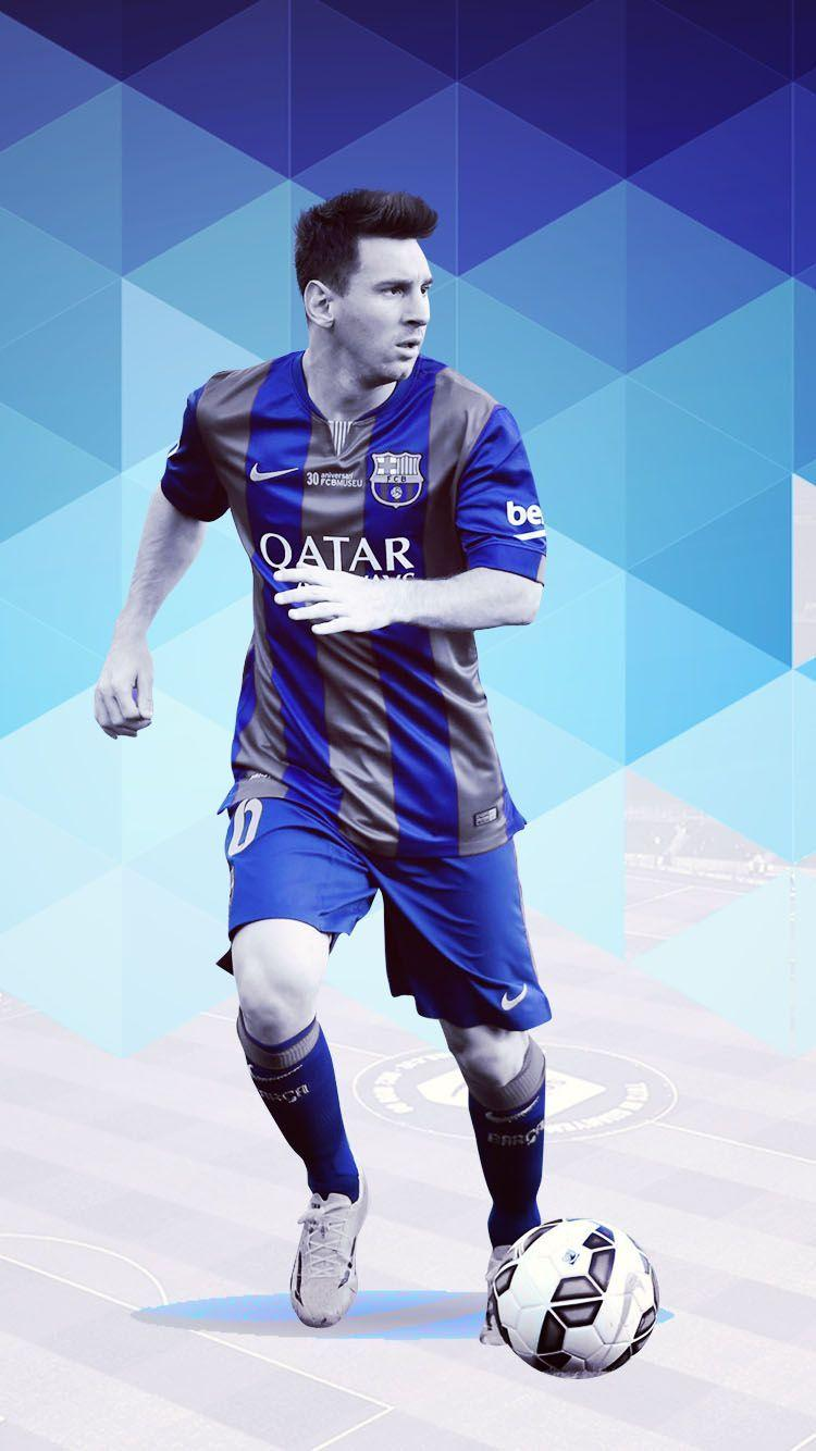 Lionel Messi Image for iPhone 6s
