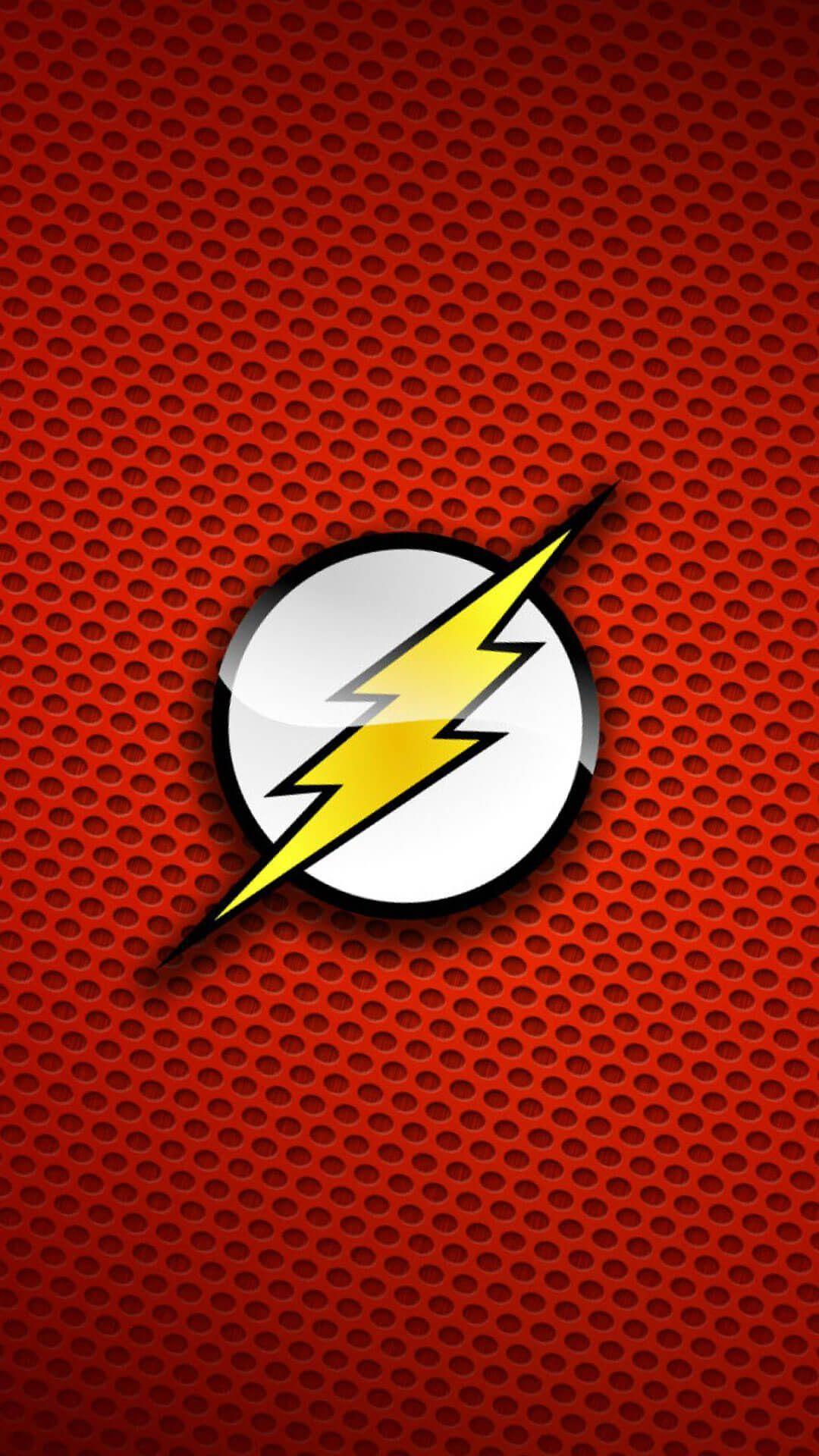 The Flash Logo iPhone 6 Wallpapers