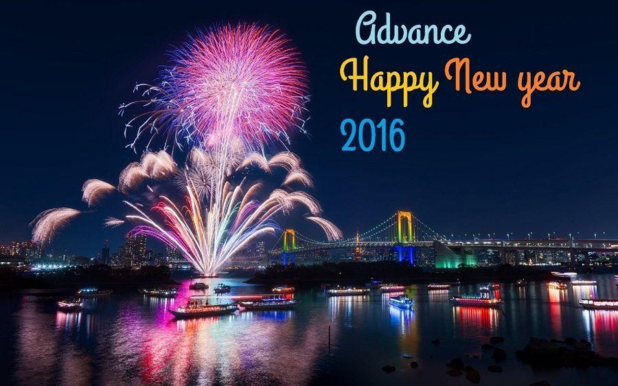 Happy New Years 2016 Wallpapers - Wallpaper Cave