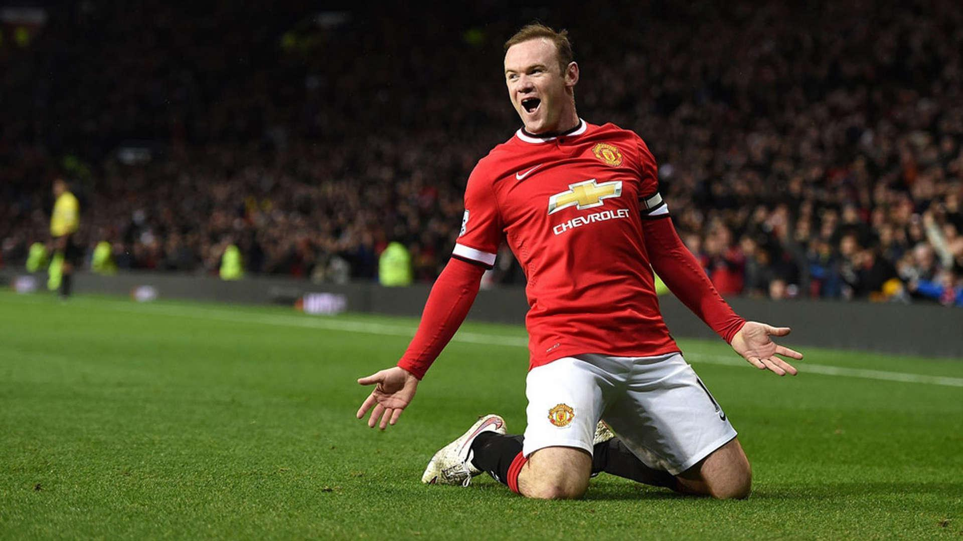 Wayne Rooney HD wallpaper for download