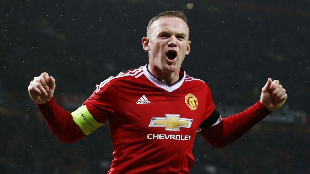 wayne rooney - photo #17