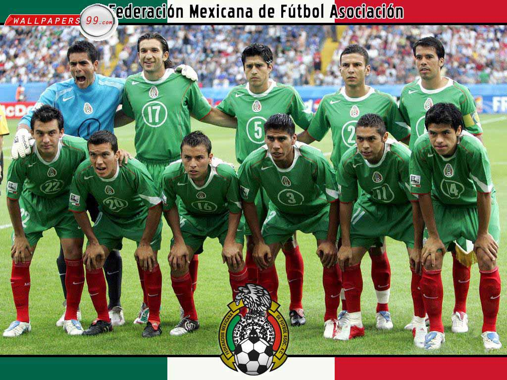 Mexico Soccer Team 2017 Wallpapers Wallpaper Cave