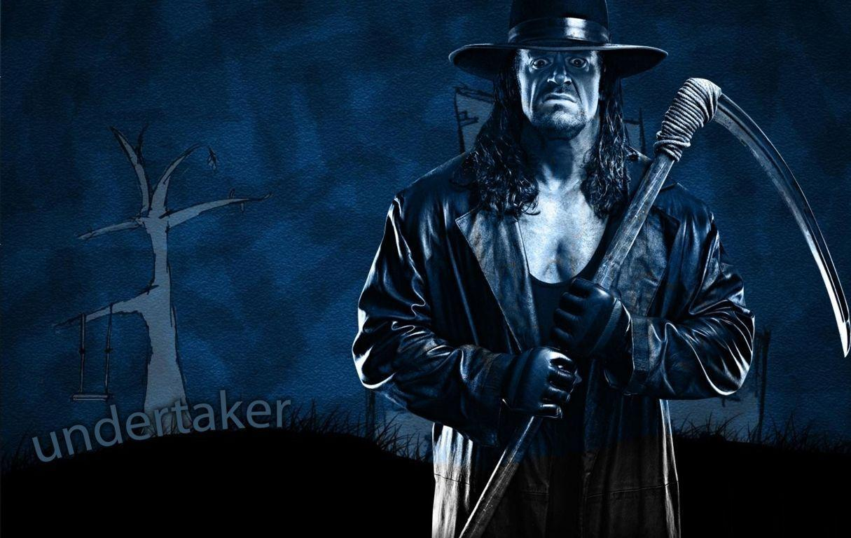 The undertaker logo wallpaper
