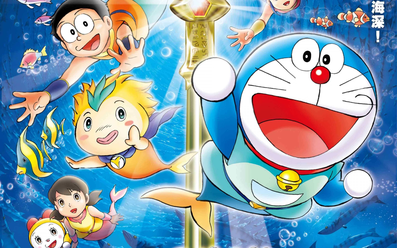 Download wallpaper doraemon free - Free Doraemon Desktop Wallpapers Download Toptenpack Com