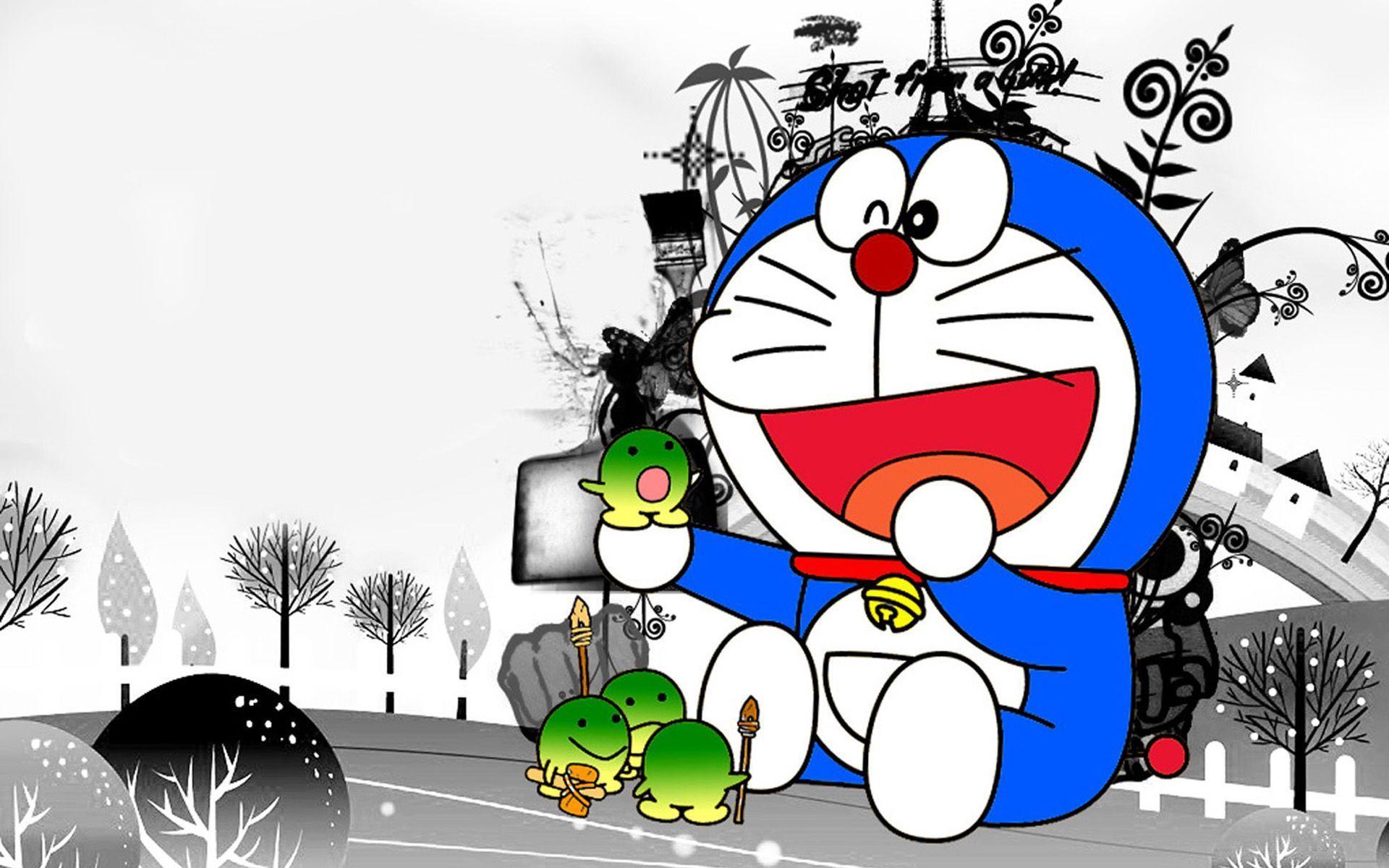Doraemon 3D Wallpapers 2016