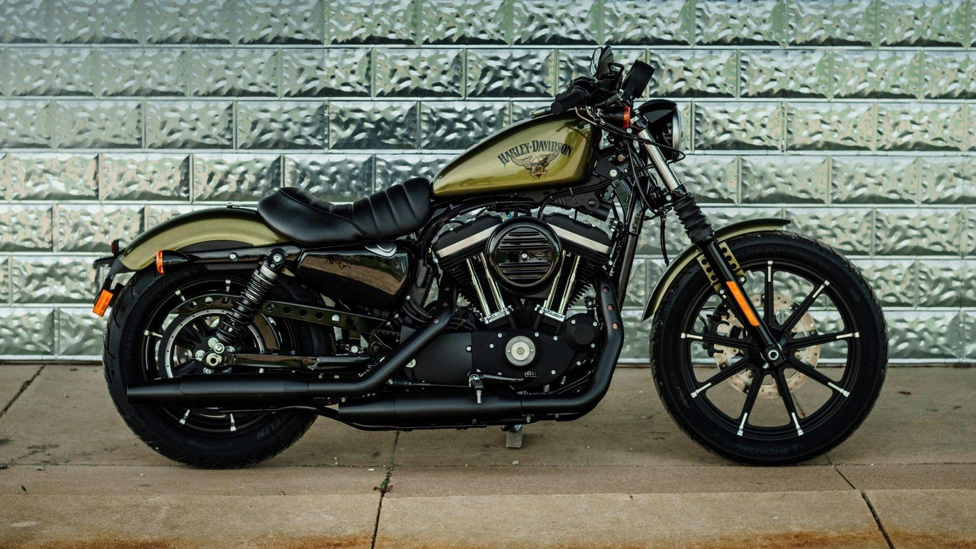 Wallpapers 2016 Harley Davidson Iron 883 Wallpaper Cave