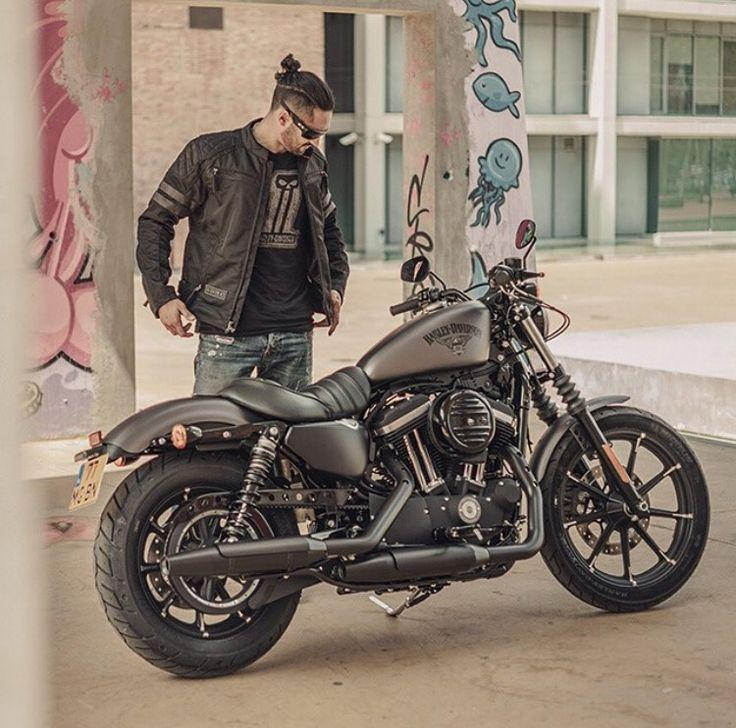 Wallpapers 2016 Harley Davidson Iron 883