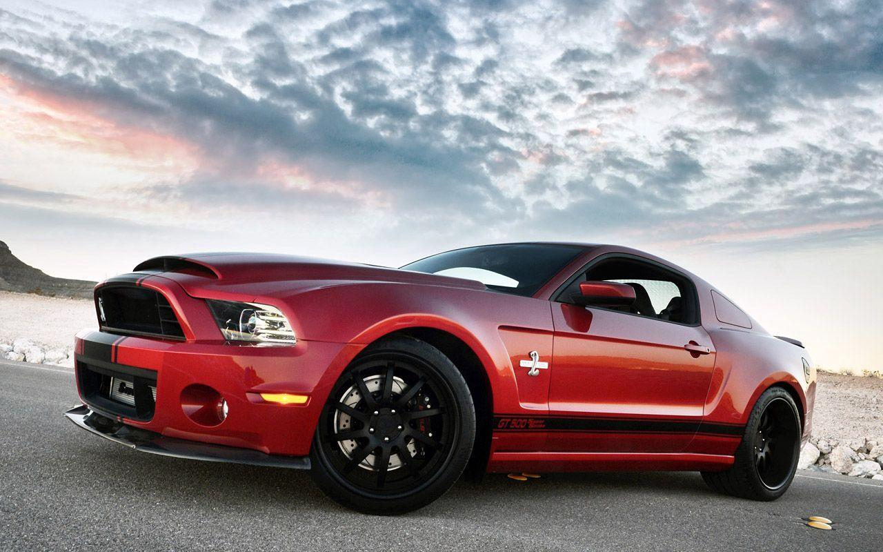 2015 Ford Mustang Shelby Wallpapers
