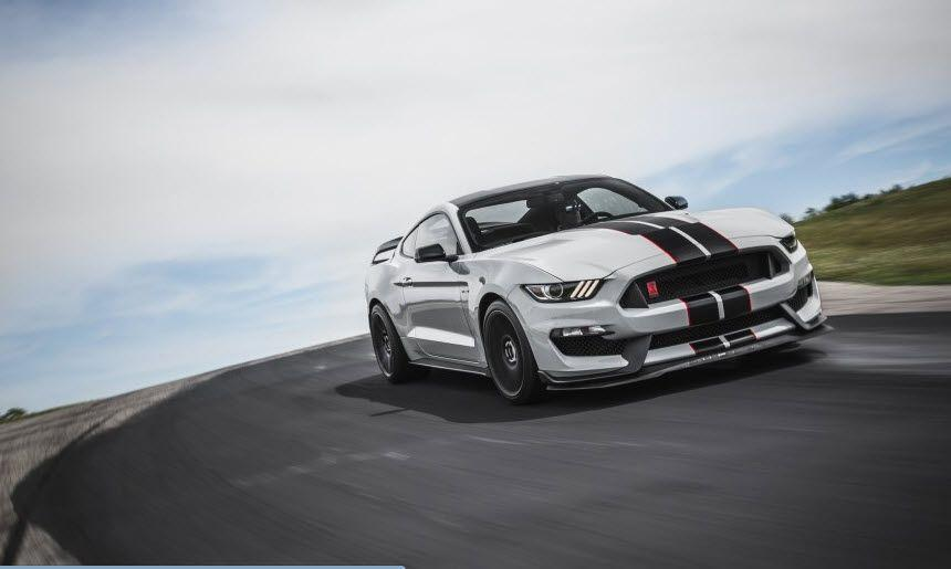 Ford Mustang Shelby GT350R wallpaper, pictures, photo, interior