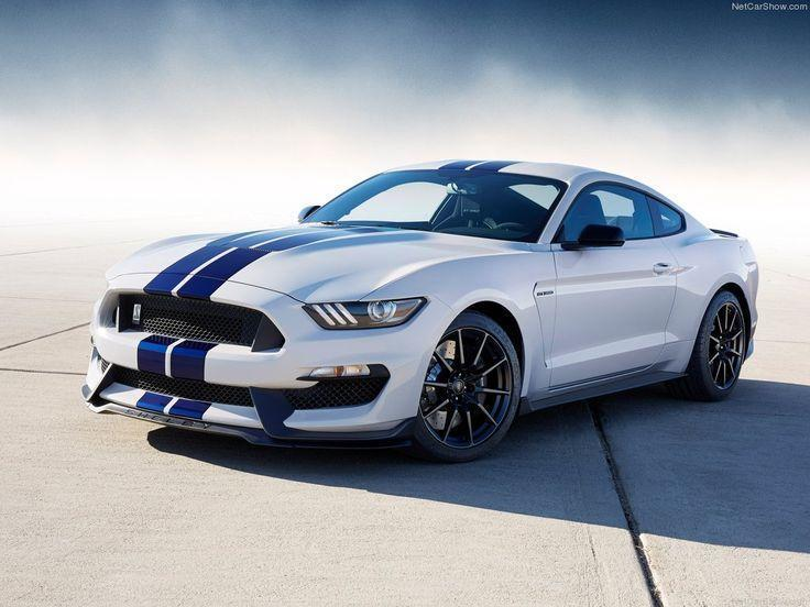 2016 Ford Mustang Shelby Gt350 Iphone Wallpaper