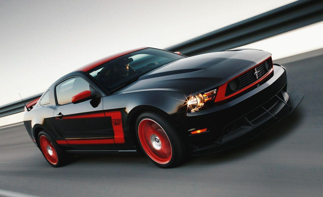 Ford Mustang Boss 2016