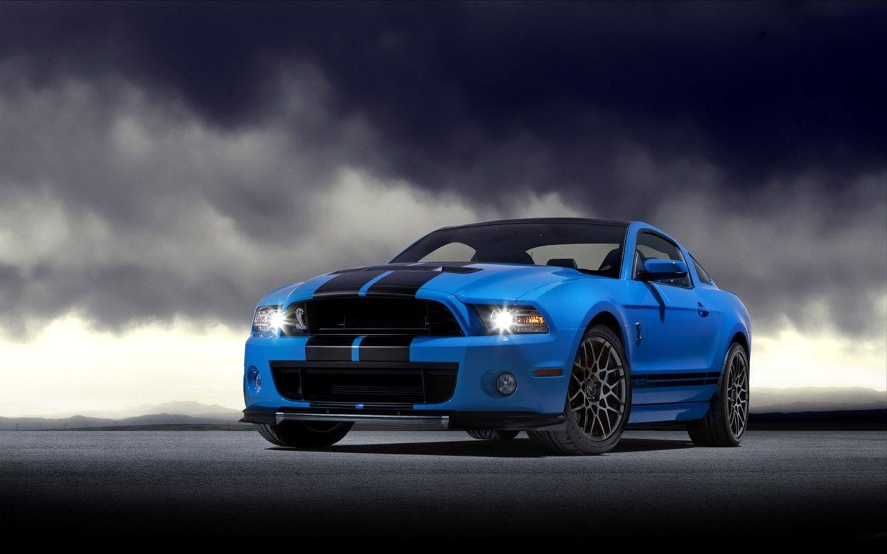 Ford Mustang Shelby Logo