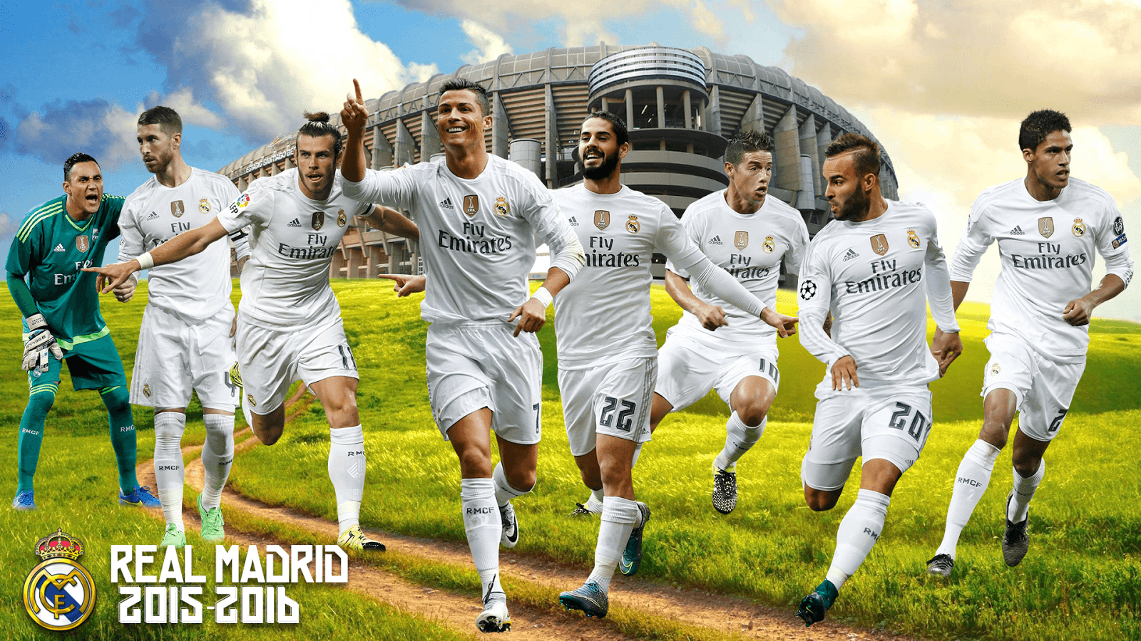 Real Madrid Wallpapers Full Hd 2016 Wallpaper Cave