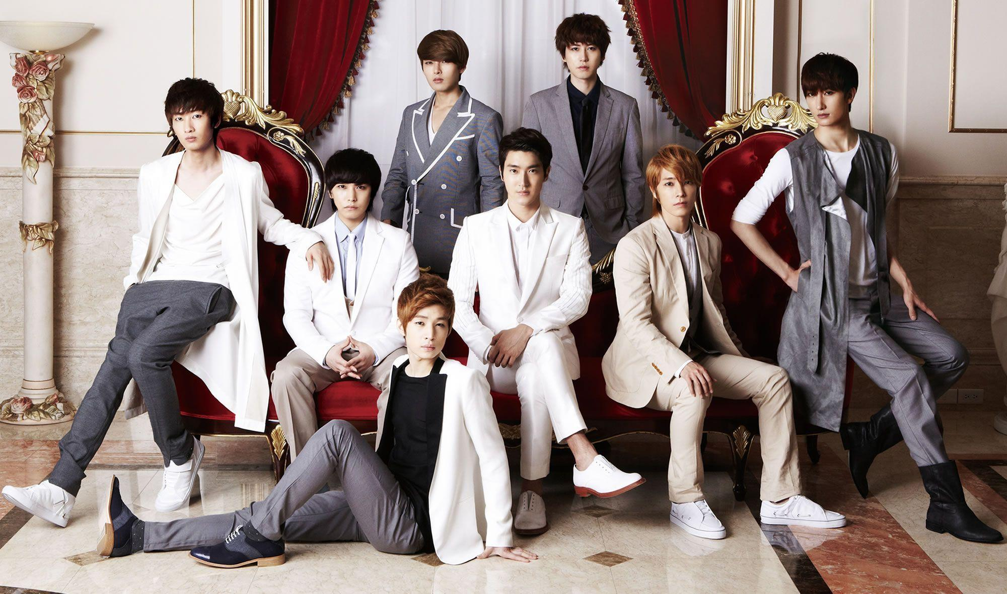 Super Junior 201...A And K Tour