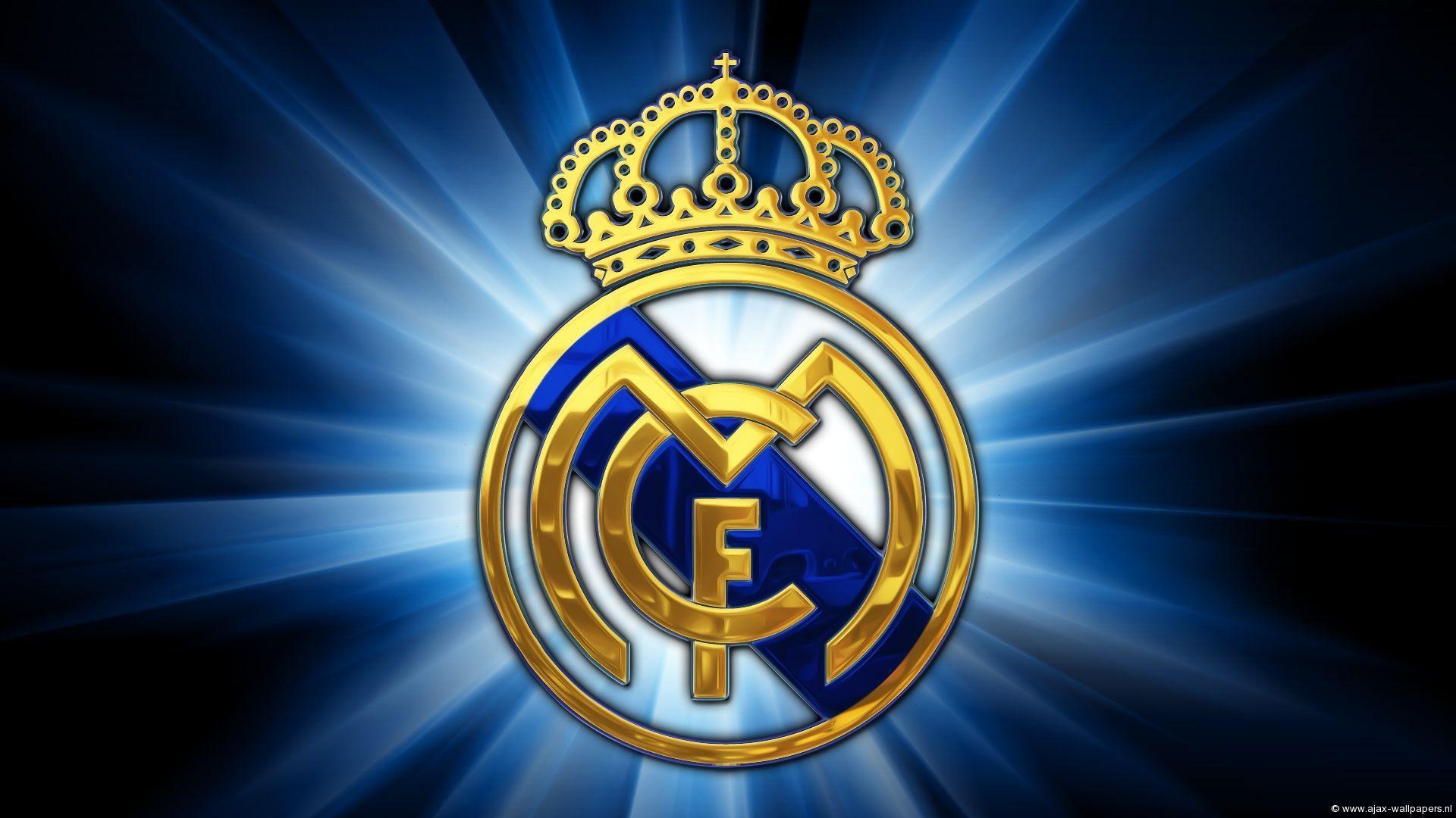 Real Madrid Logo Wallpapers HD 2016