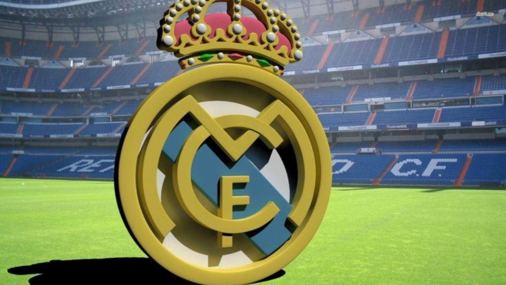 Real Madrid Logo Wallpaper HD 2016 | Wallpapers, Backgrounds ...