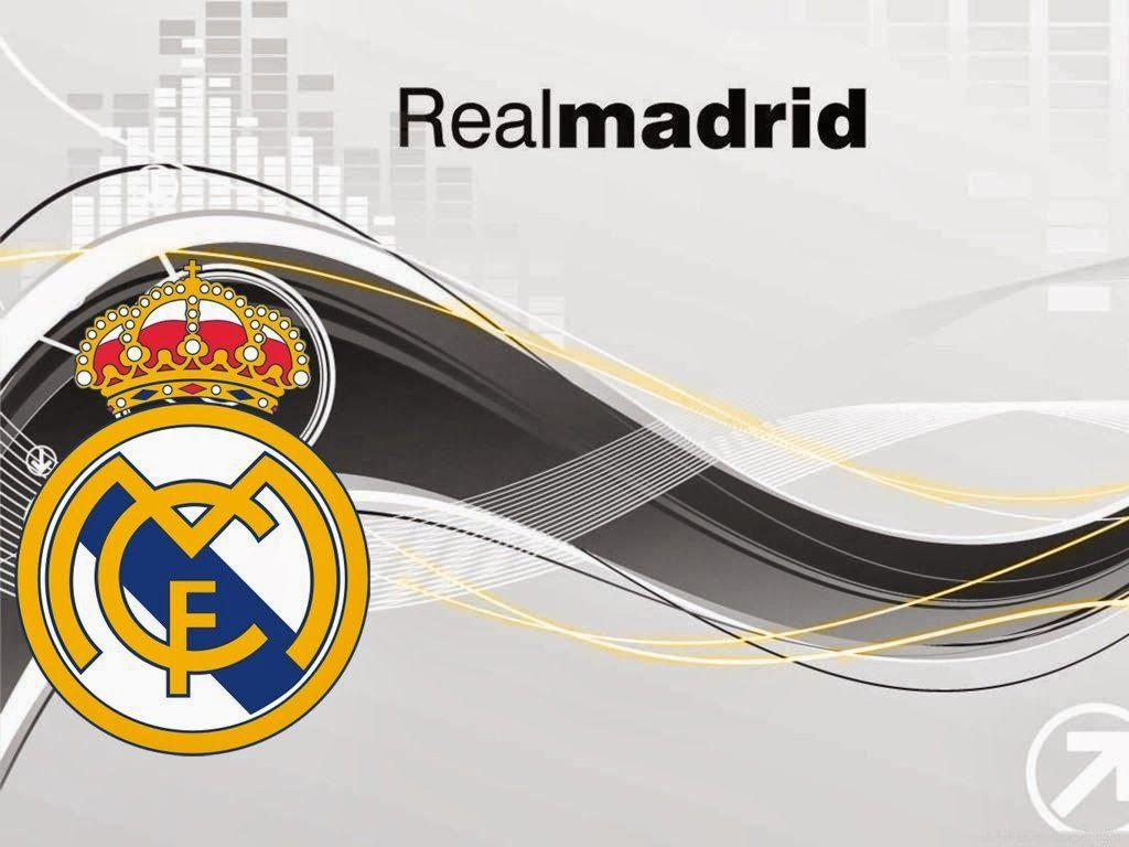 Real madrid logo wallpaper backgroud | HD Wallpaper Collection