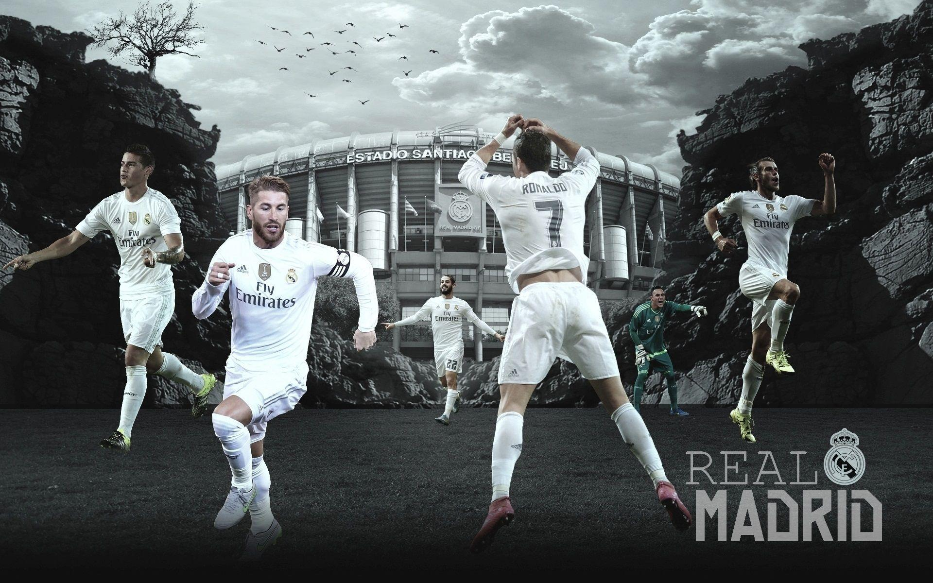 Real Madrid Team HD Images - New HD Images