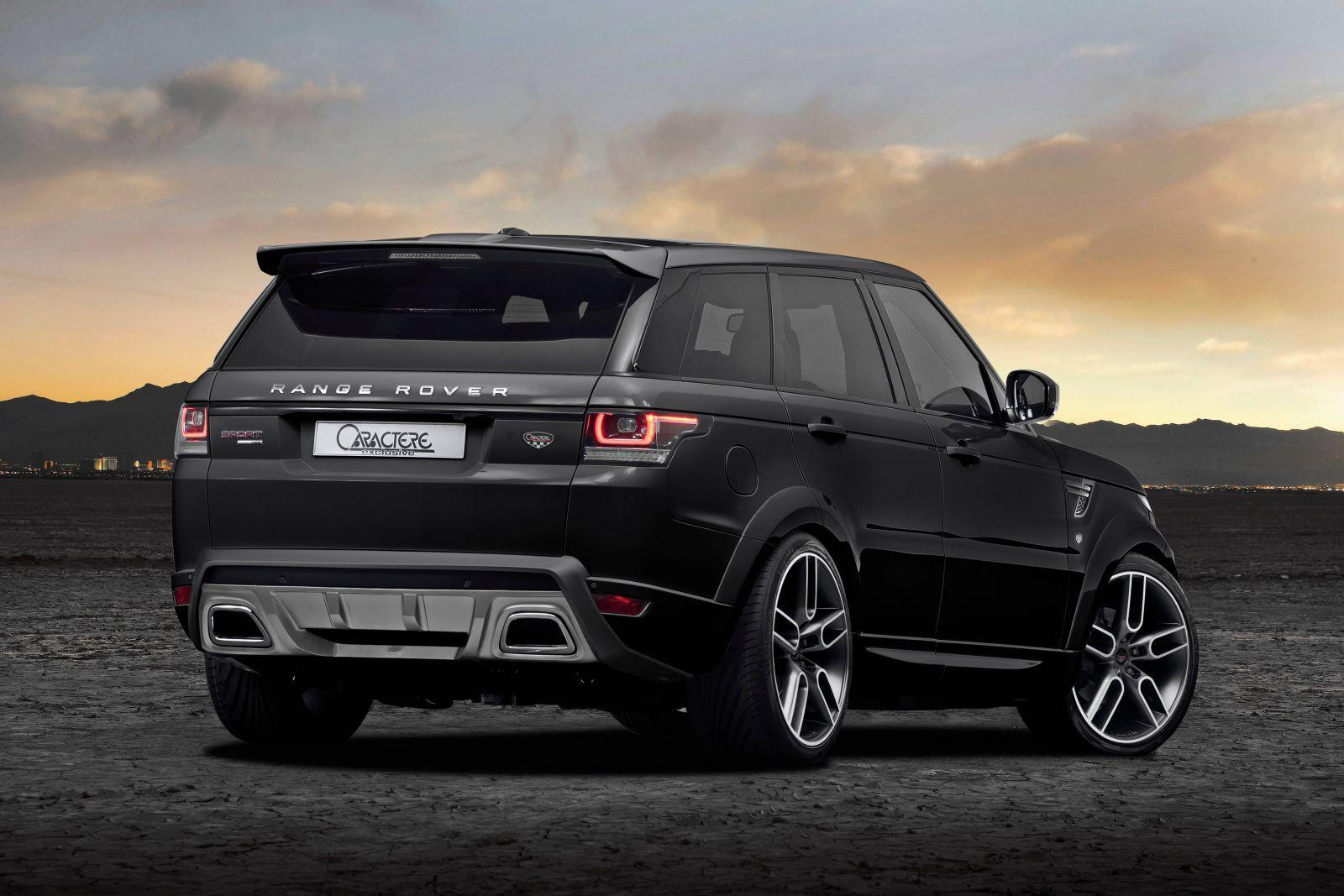 Range Rover Sport 2016 Wallpapers