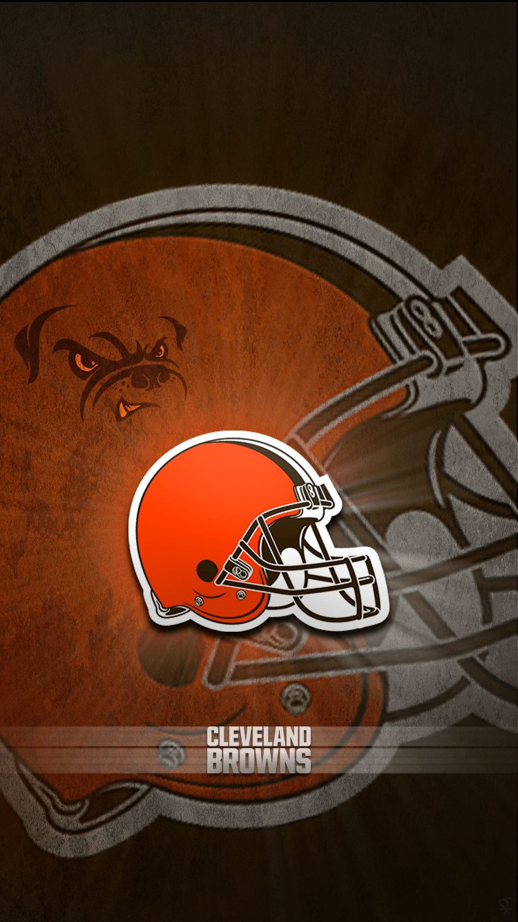 cleveland browns iphone wallpaper wwwimgkidcom the