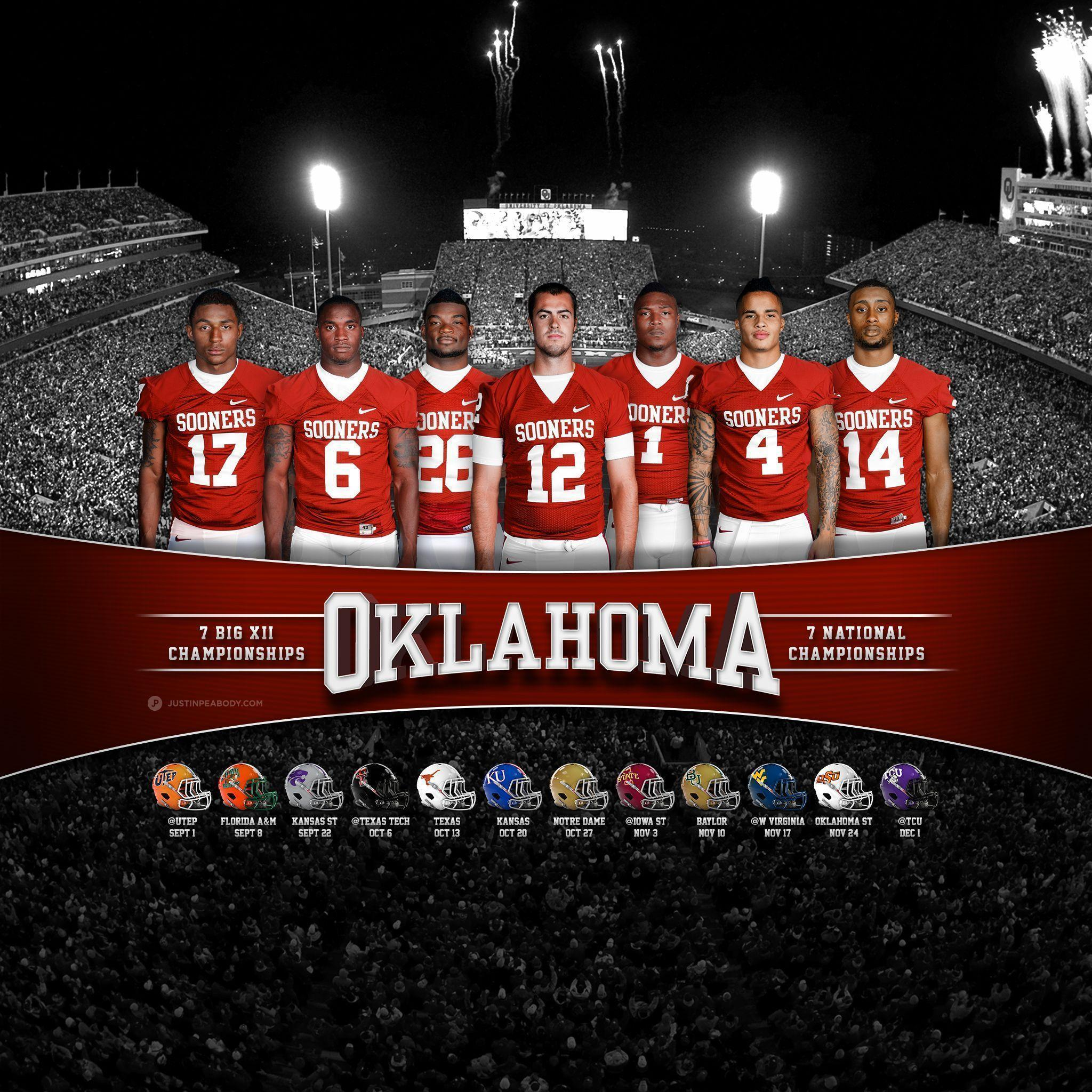 2012 OU Football Wallpapers [Archive]