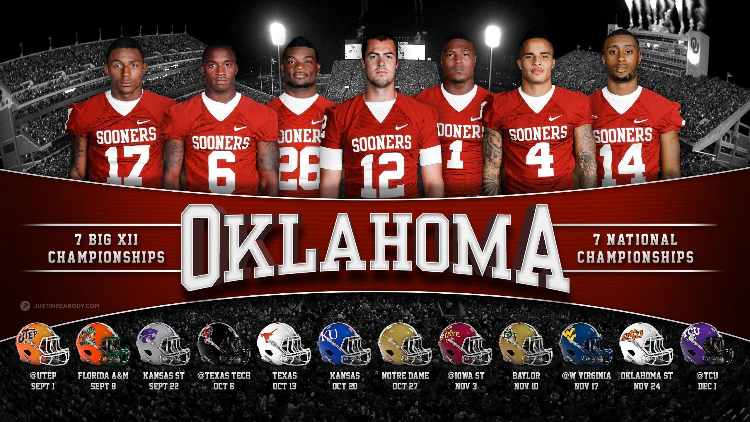 OU Football Wallpapers