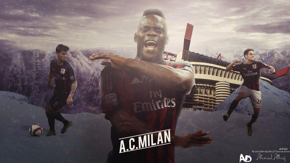 A.C.Milan Wallpapers by Ahmad12Alhaj
