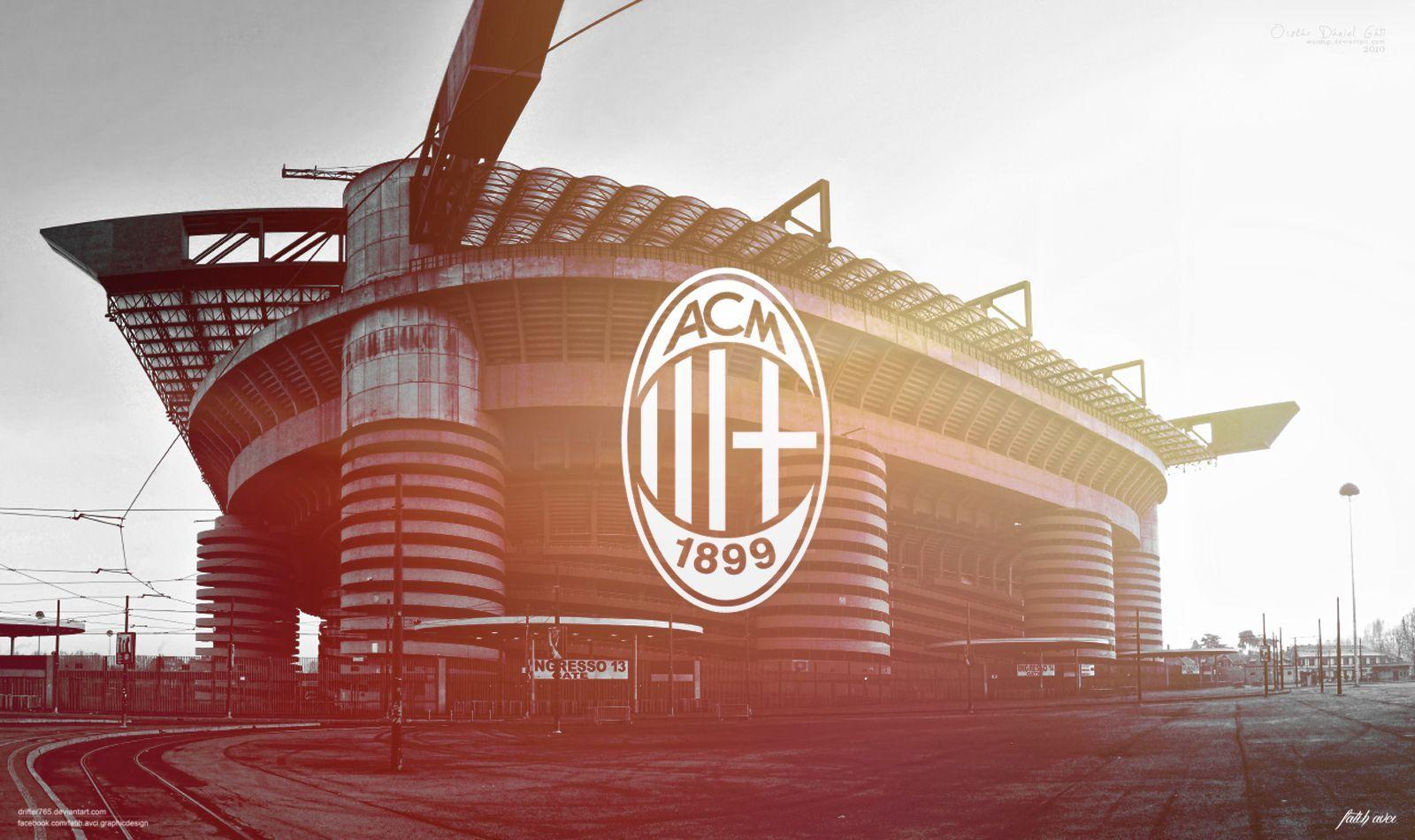Forza27 » AC Milan Wallpapers