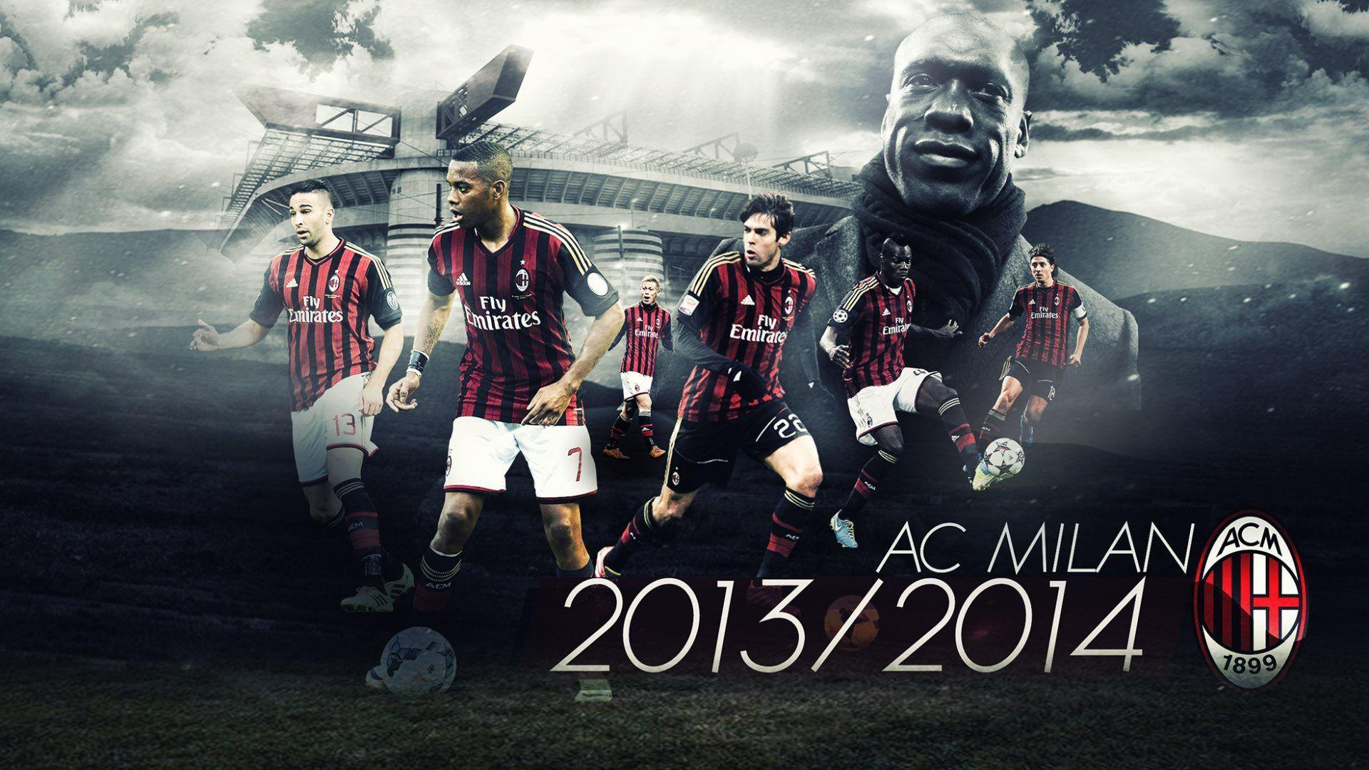 AC Milan 2014 & Manchester United 2014 HD Wallpapers. 4K