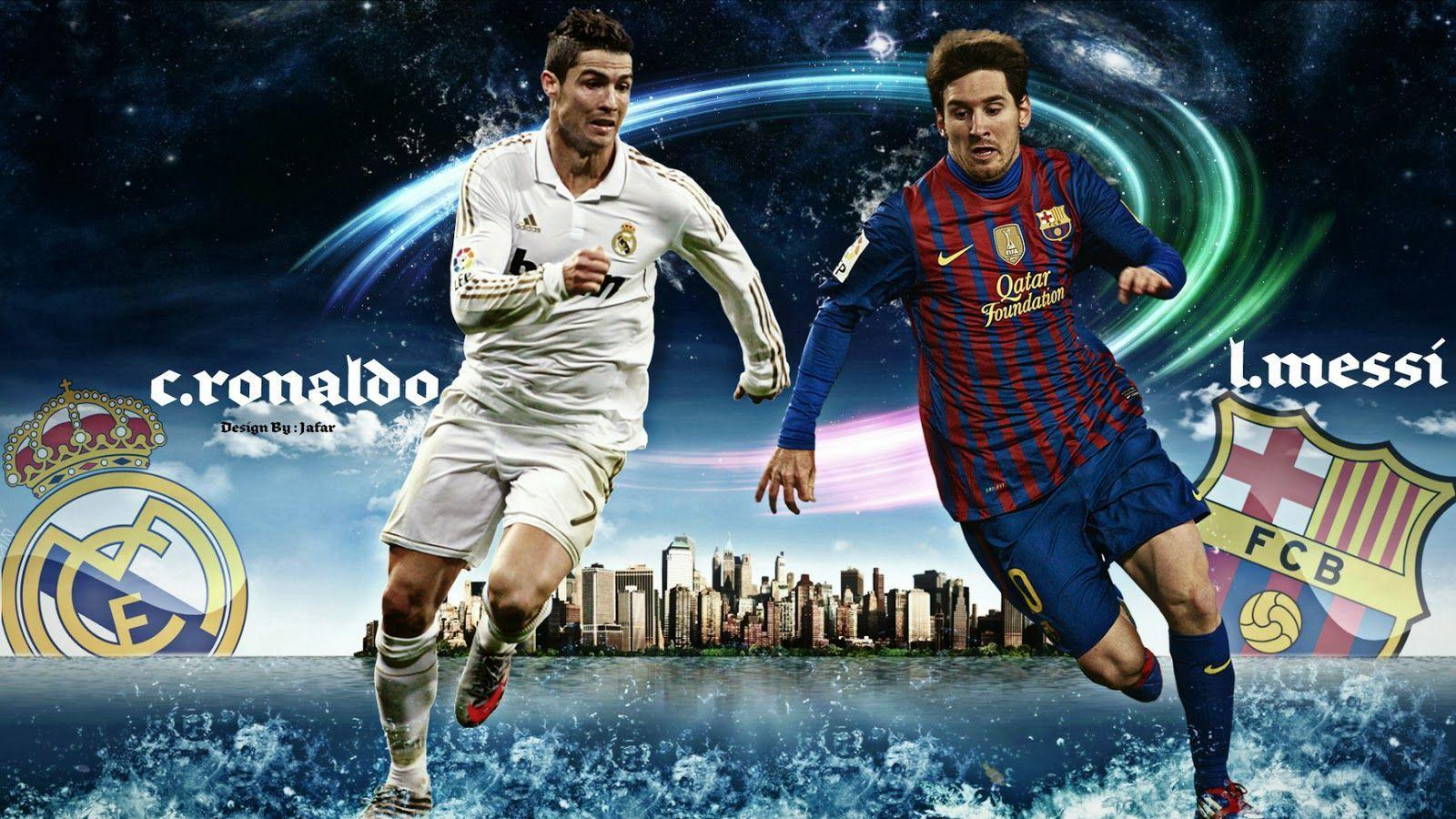 Messi Vs Ronaldo Wallpapers 2015 HD