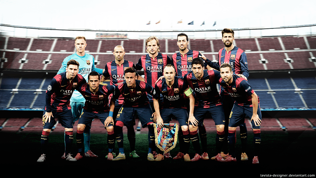 fc barcelona team promotion - photo #2