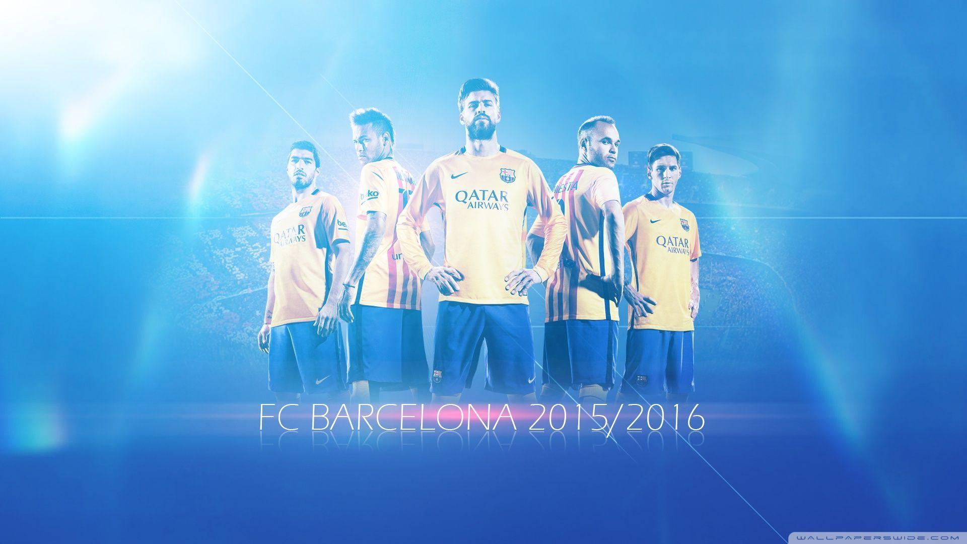 Fondos De Pantalla Del Fútbol Club Barcelona Wallpapers: FC Barcelona Wallpapers 2016