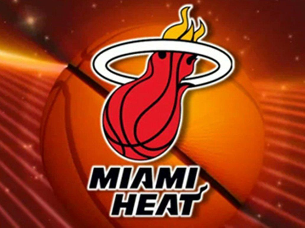 Basketball Wallpaper Miami Heat Logo 3d Wallpaper Guemblung | HD .