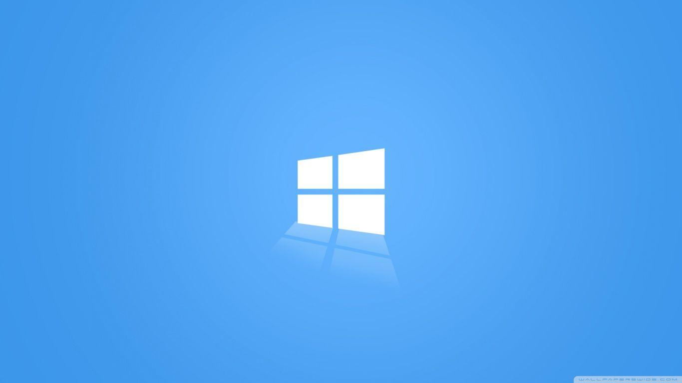 Windows 10 Blue HD desktop wallpapers : Widescreen : High