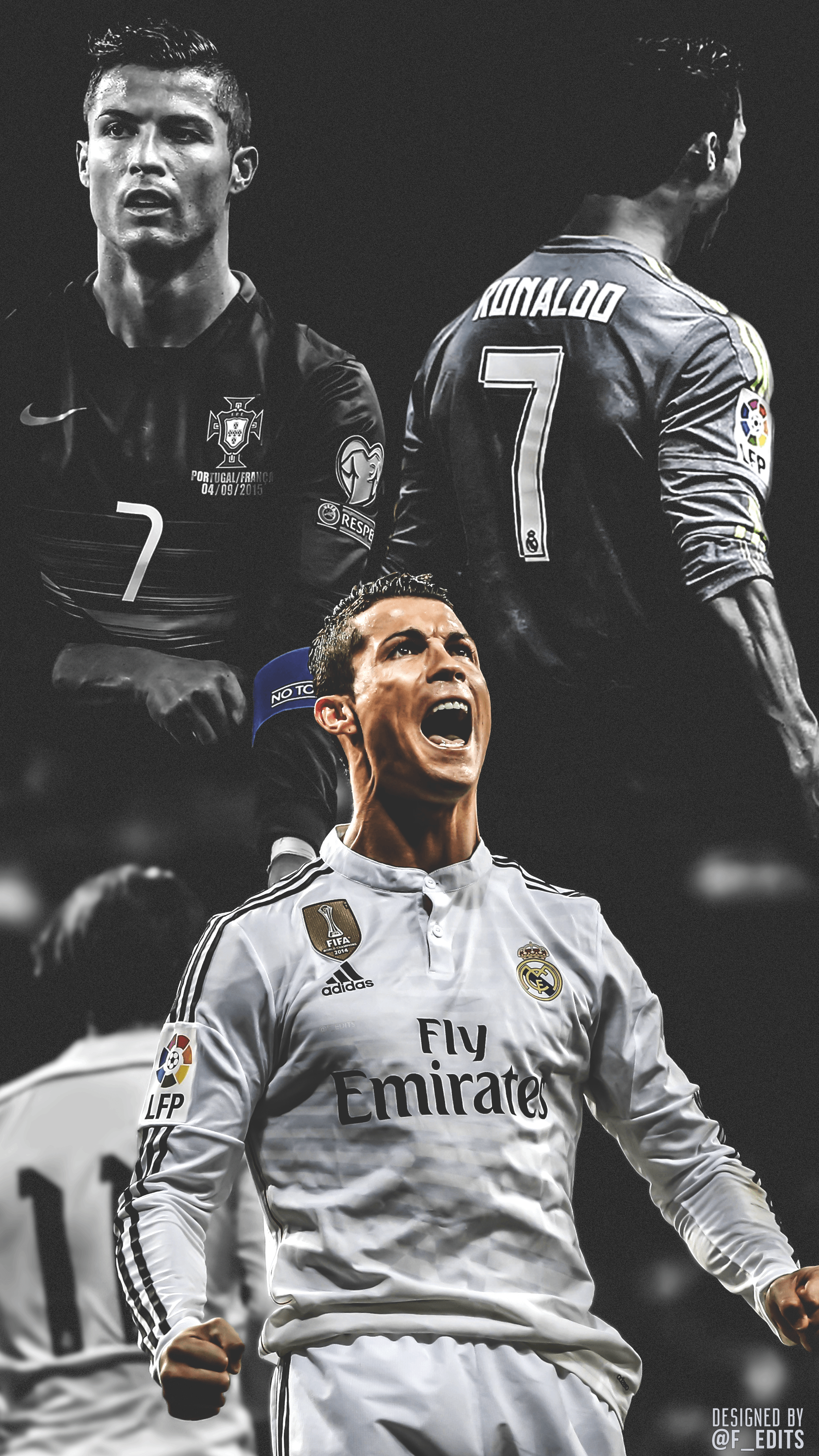 c ronaldo vs messi wallpapers 2016 wallpaper cave