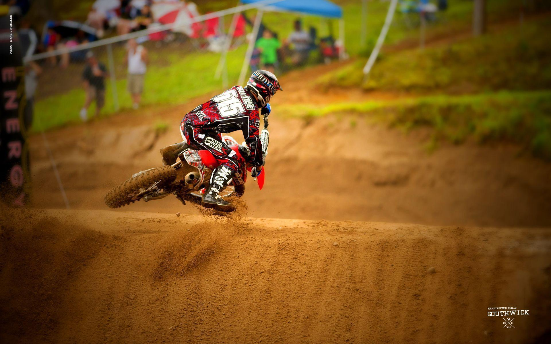 Wallpapers Collection «Motocross