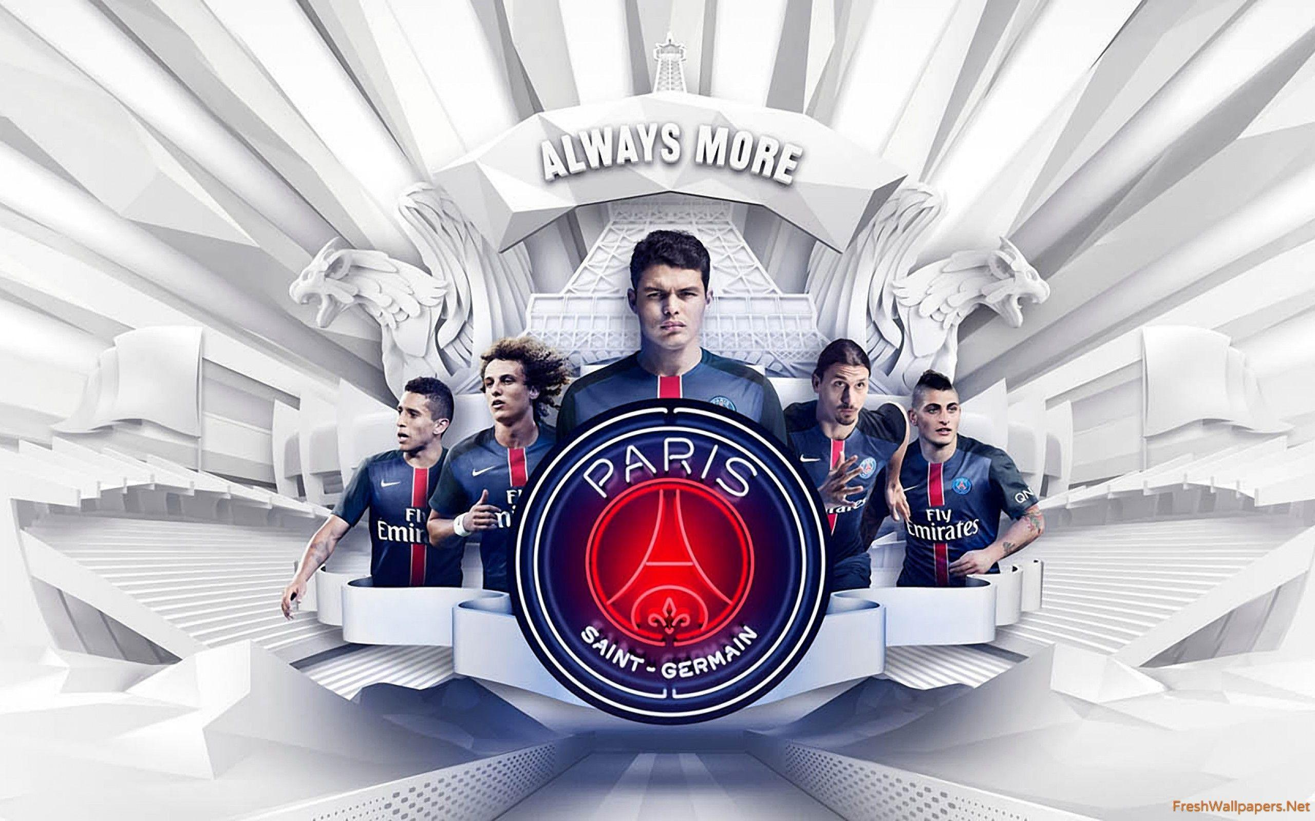 Paris Saint-Germain F.C. Background 7