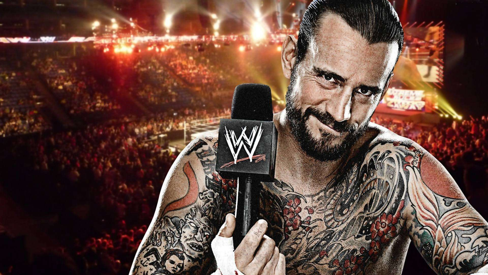 Cm Punk 2016 Wallpapers