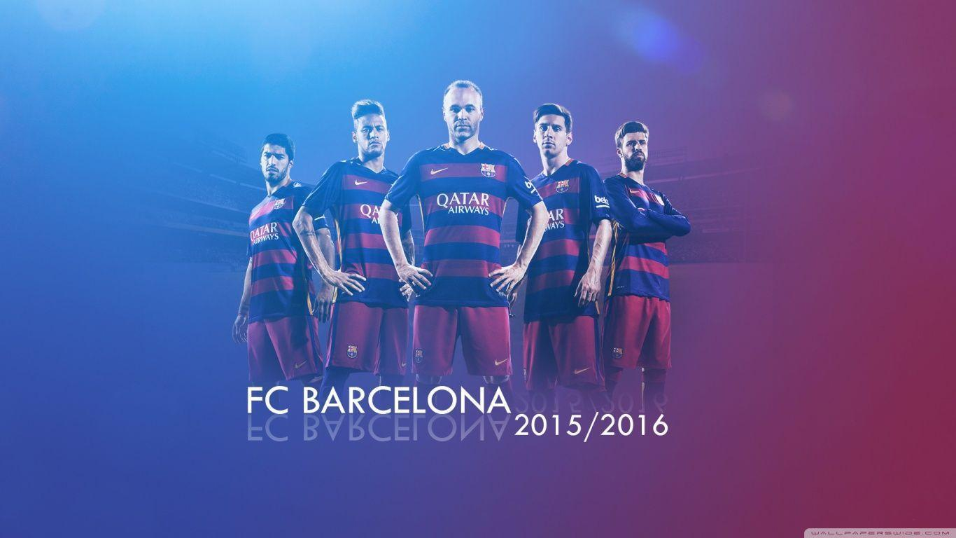 Fondos De Pantalla Del Fútbol Club Barcelona Wallpapers: FCB HD Wallpapers 2016