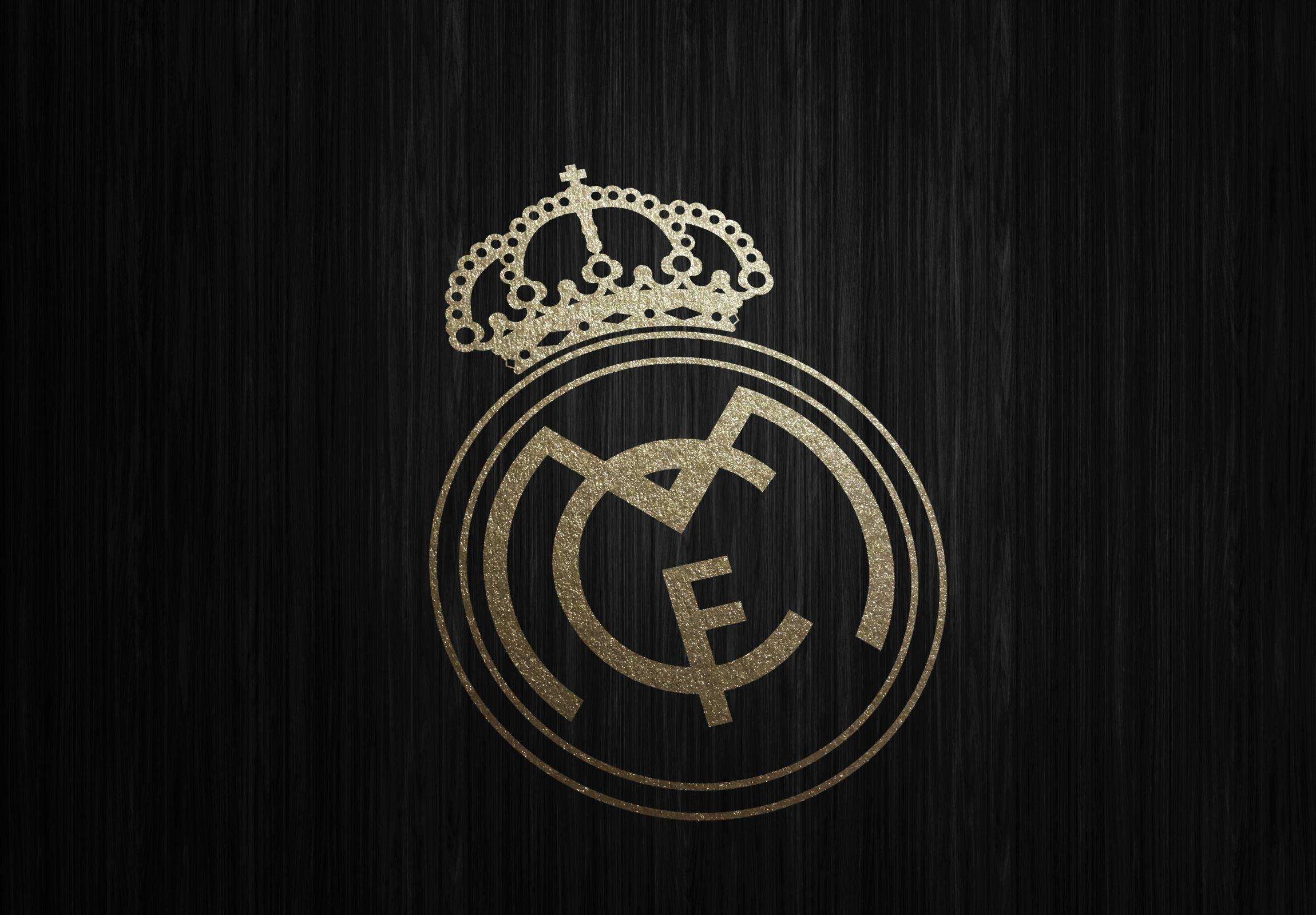 Real Madrid Logo Wallpaper HD 2016 | Wallpapers, Backgrounds .
