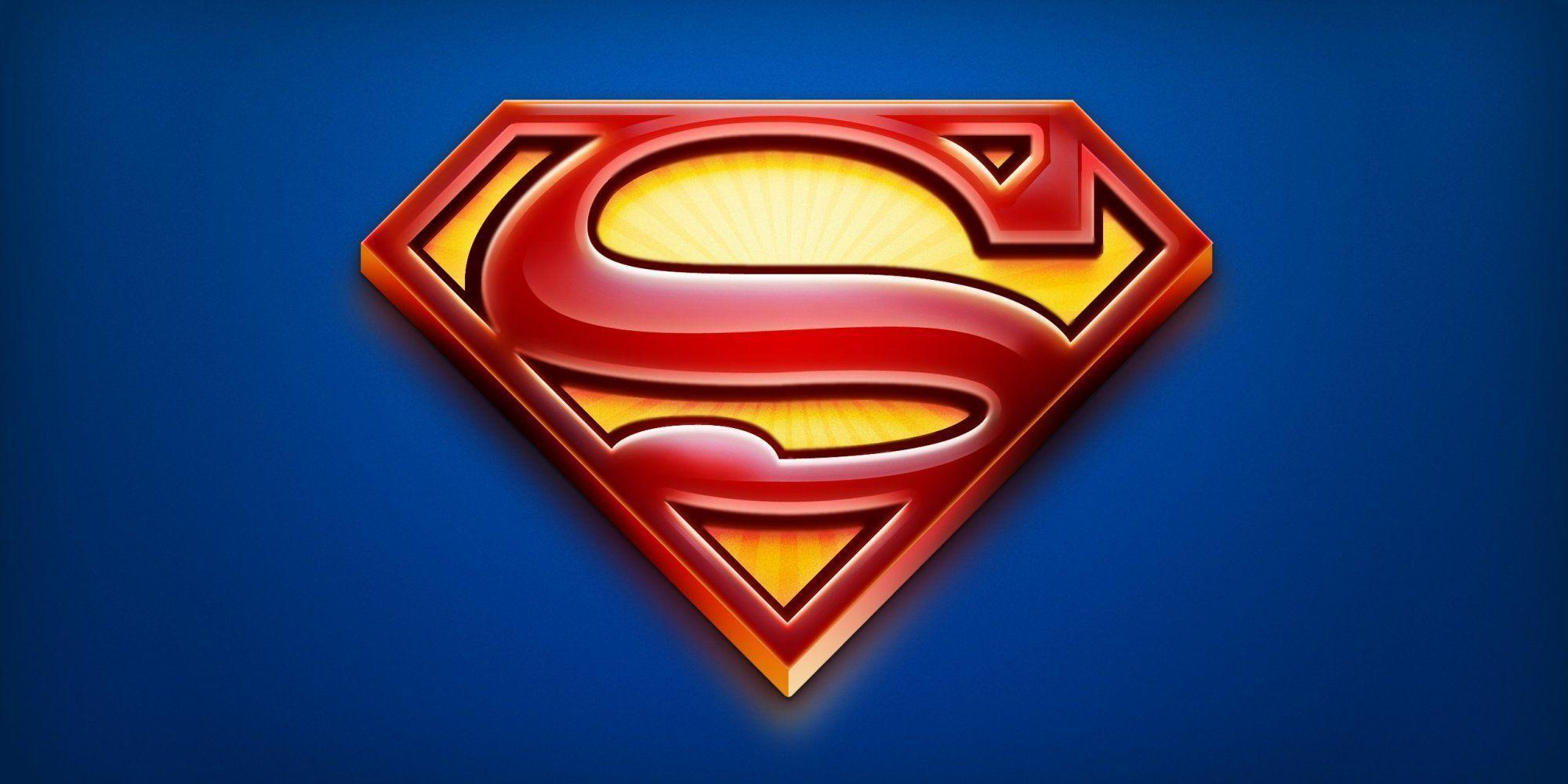 superman logo free wallpaper - photo #4