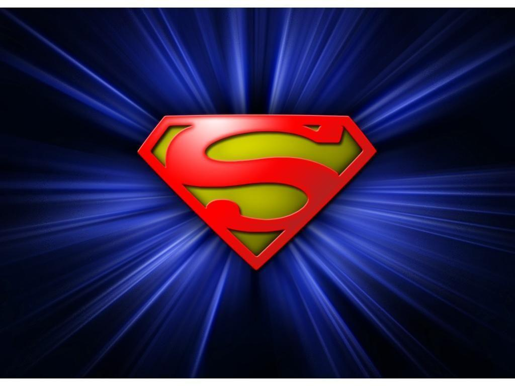 Cool Superman Logo Viewing Gallery | HD Wallpapers Range