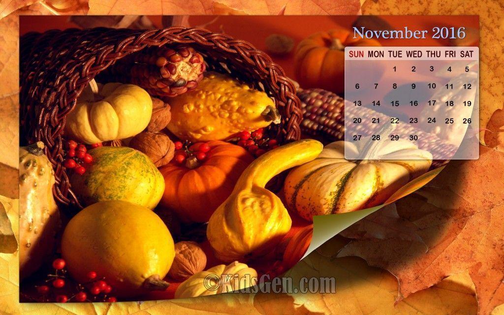 Thanksgiving Calendar Wallpaper : Thanksgiving wallpapers wallpaper cave