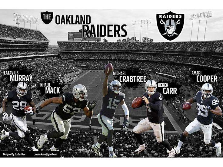 Raiders Live Wallpaper