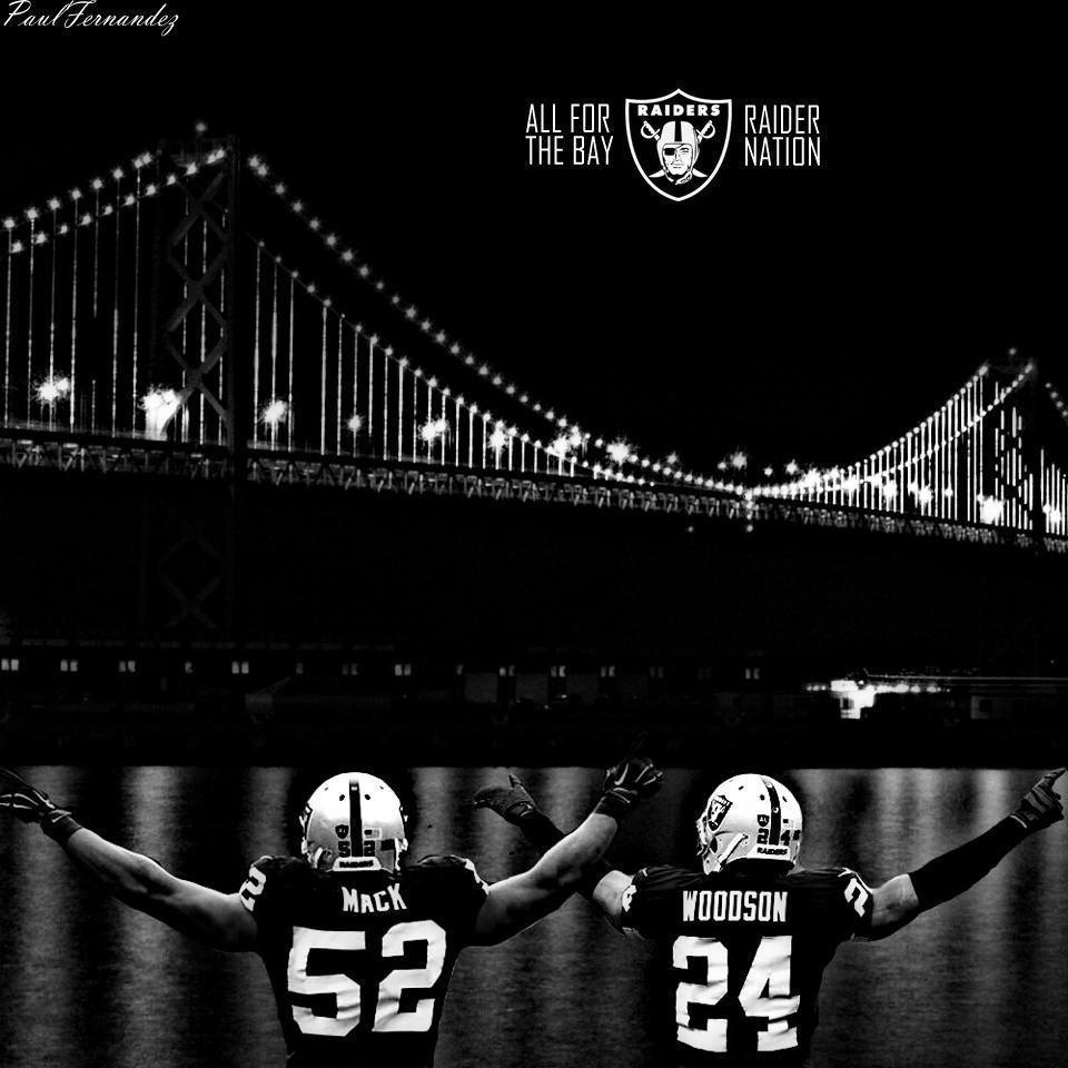Free Oakland Raiders Wallpapers: Raiders 2016 Wallpapers