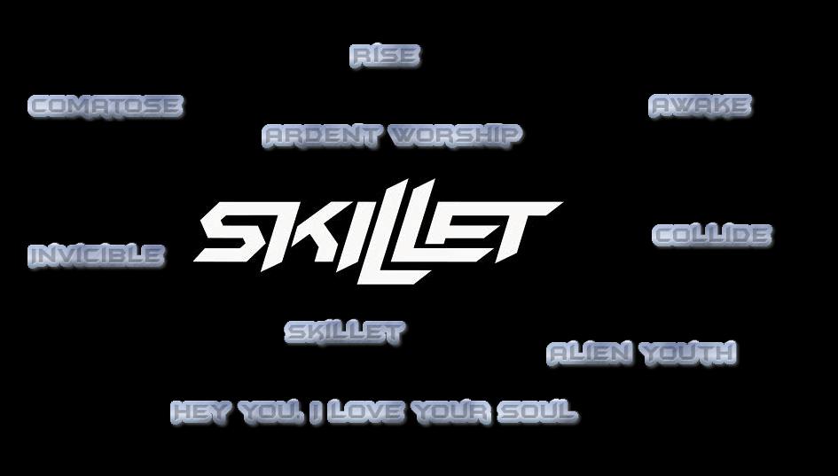Skillet monster wallpaper